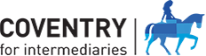 the Coventry for intermediaries logo