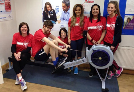 A record breaking day for Sport Relief picture