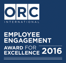 ORC Employee Engagement award