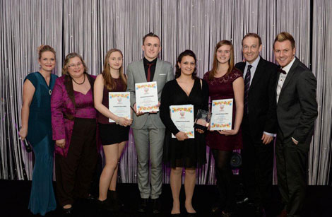 Pride of Coventry Awards 2014 picture