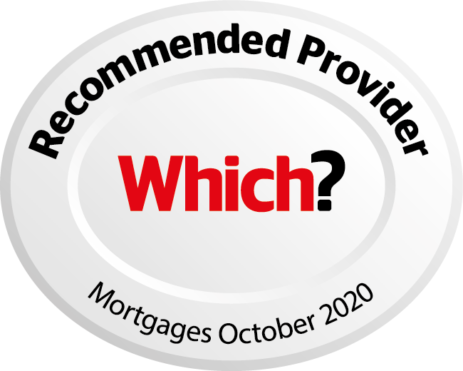 Which? Recommended Provider for mortgages