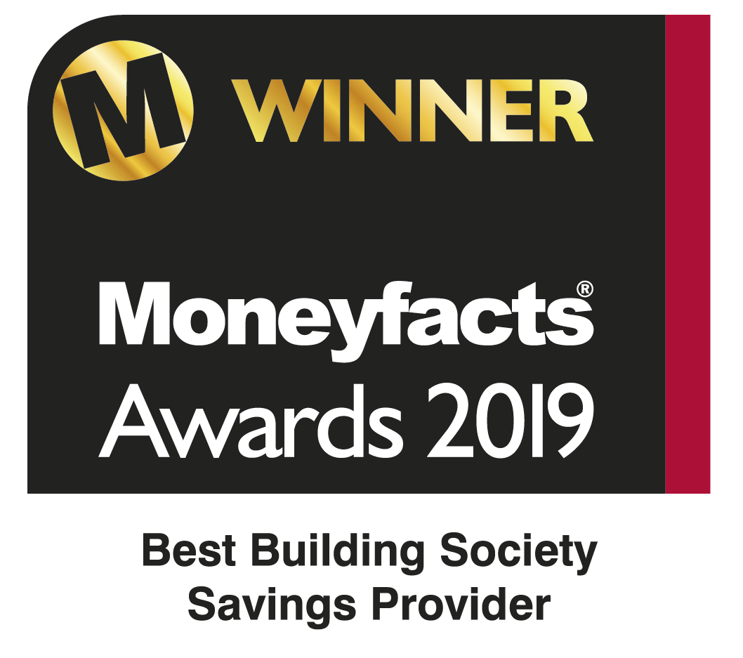 Moneyfacts Best Building Society for Savings