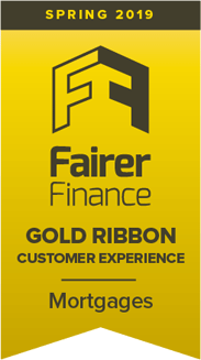 Spring 2019 Fairer Finance Gold Ribbon - Customer Experience Mortgages